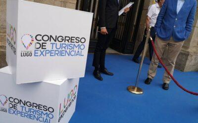 Comienza en Lugo la primera edición del Congreso Nacional de Turismo Experiencial